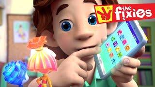 The Fixies English ★ The Fixiphone Plus More Full Episodes ★ Fixies English   Cartoon For Kids
