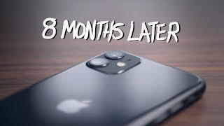 iPhone 11 8 MONTHS LATER (review)