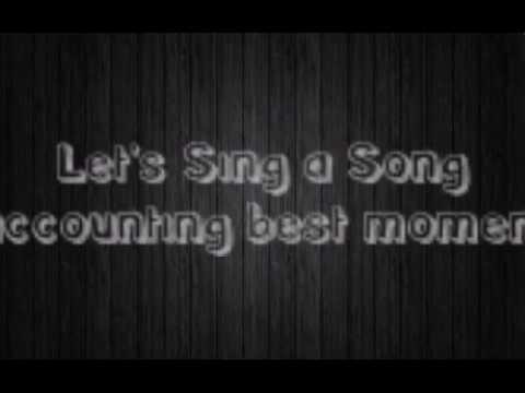 Sing a song in accounting class (karaoke bareng lagu UNGU - Cinta Dalam Hati)