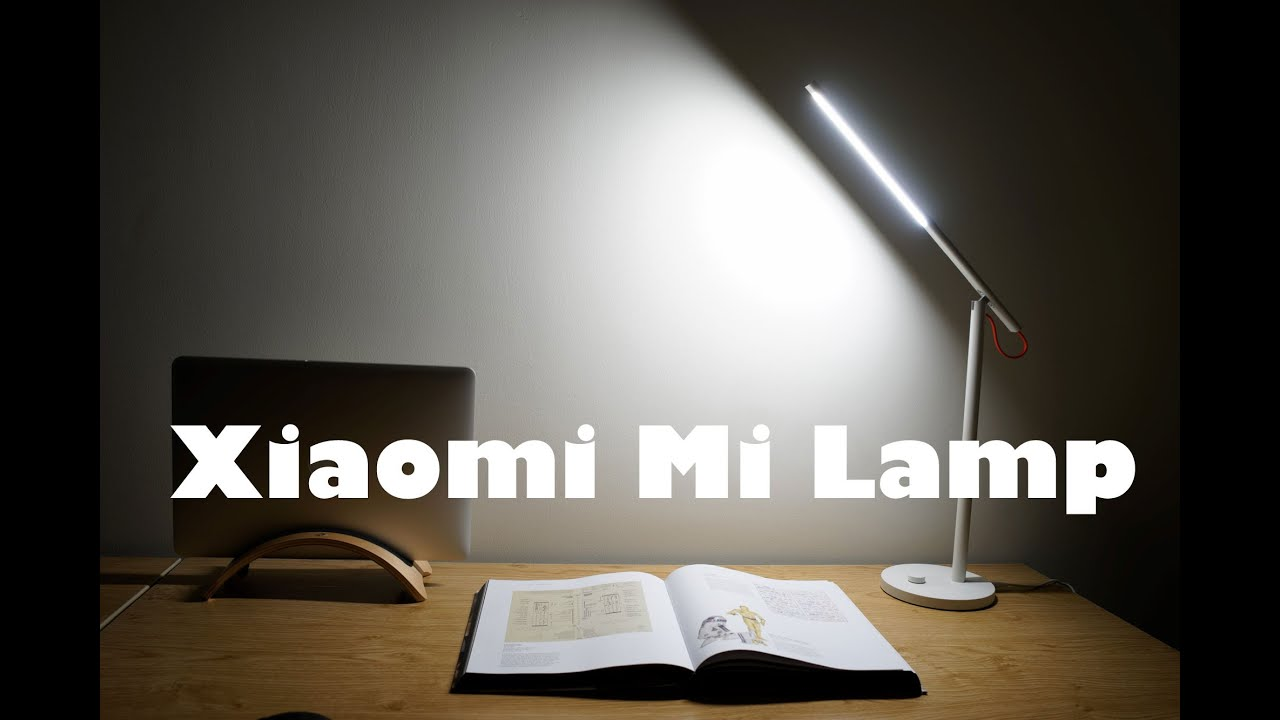 Xiaomiu0027s Mi Smart LED Desk Lamp Review