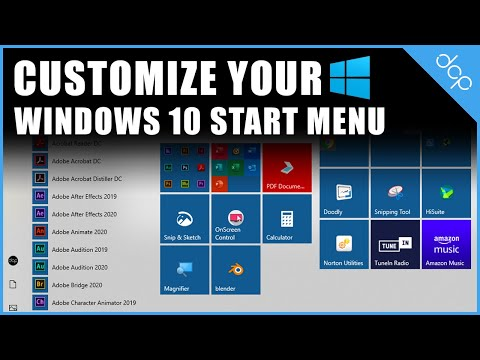 How To Customize Your Start Menu In Windows 10