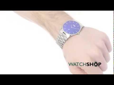 7320bab5e19 STORM Men s Slim-X XL Watch (SLIM-X-XL-LAZER-BLUE) - YouTube
