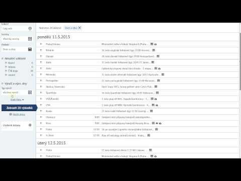 Infobanka ČTK: Očekávané události