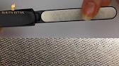 наклейки на ногти , как наклеить на ногти водяные наклейки - YouTube