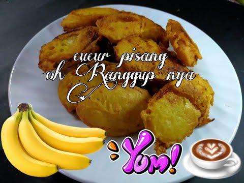 resepi-cucur-pisang