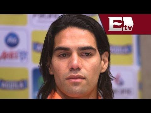 Radamel Falcao no irá al Mundial 2014 por no recuperarse de su lesión de rodilla/ Gerardo Ruiz