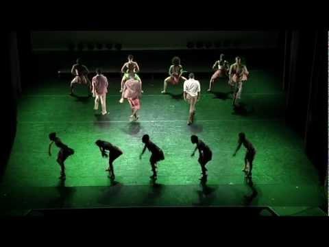 DANCE This 2012 Musical Theatre / 'FELA!'s Zombie'