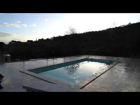 Pose abris de piscine par Mathieu Bost MLS menuiseries