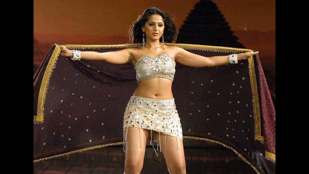 South India Actress Anushka Hot Photo Shoot In Frock