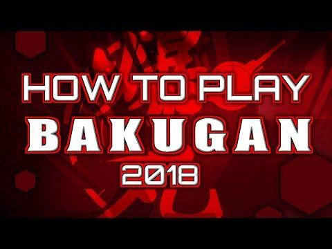 How To Play Bakugan 2018