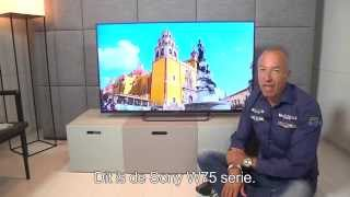 sony W75 serie full HD android tv