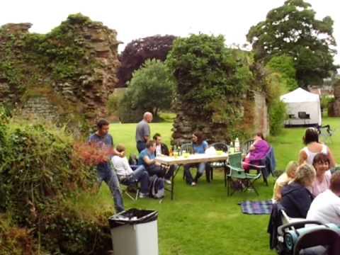 Lindores Abbey BBQ Newburgh North Fife