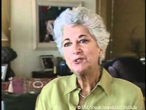 Jewish Survivor Daisy Miller Testimony