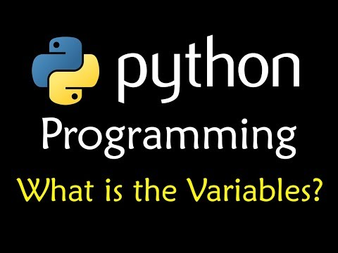 Learn Python Programming Tutorial || what is the variable || Python For Beginners || SumanTV