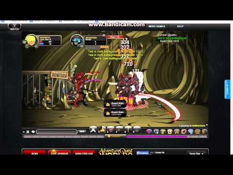 =AQW= /join Darkfortress FULL Walkthrough!