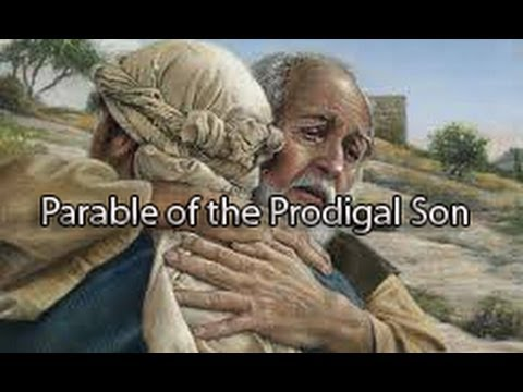 Parable of the Prodigal son in Luke 151123 delivered