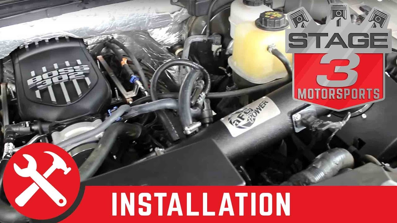 2011-2014 F150 5 0L Boss 302 Intake Manifold Kit with 5-Star Tuning