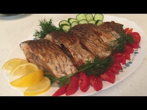 Как пожарить свежую рыбу