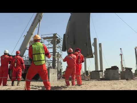 Avance de Obra Refinería de Dos Bocas, 26 Marzo 2021