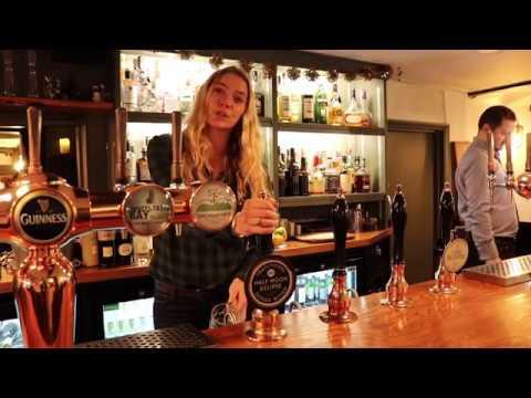 Jodie Kidd's pub The Half Moon