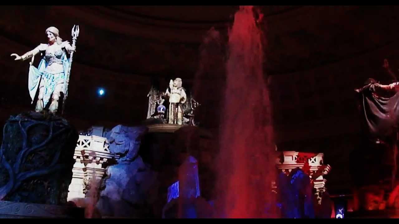 Las Vegas 2012 Fall Of Atlantis Caesar S Palace Forum