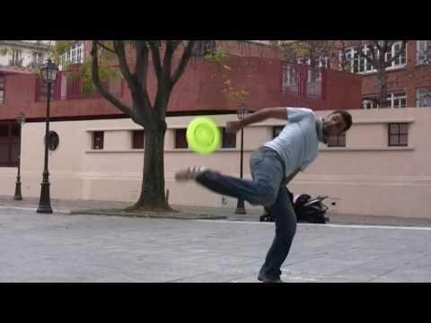 Freestyle Frisbee @ Paris