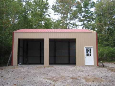 Image gallery 24x32 garage for 24x32 pole barn