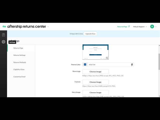 AfterShip Returns Center Review - Easy Returns for Customers