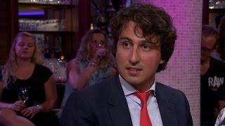 """Klaver: """"We ontnemen kinderen de kans om te falen"""" - RTL LATE NIGHT"""