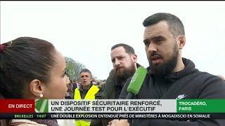 Eric Drouet : «J'ai reçu un PV pour appel à la manifestation et manifestation non déclarée» thumbnail