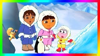 Dora and Friends The Explorer Cartoon Adventure  To the South Pole with Dora Buji in Tamil