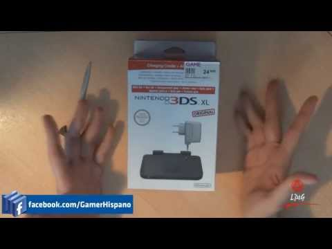 LPtG HD - Base de recarga Nintendo 3DS XL | Charging Cradle [Unboxing]