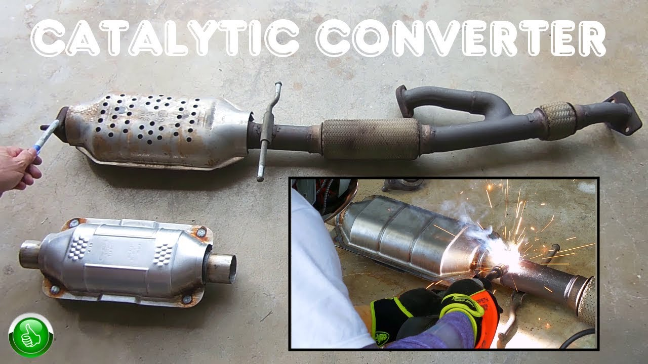 Catalytic Converter Shop Near Me >> Catalytic Converter Problems Replacement Youtube