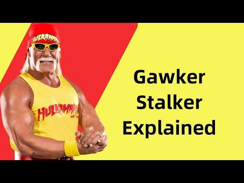 Gawker Stalker Explained (Stalking Celebrities)