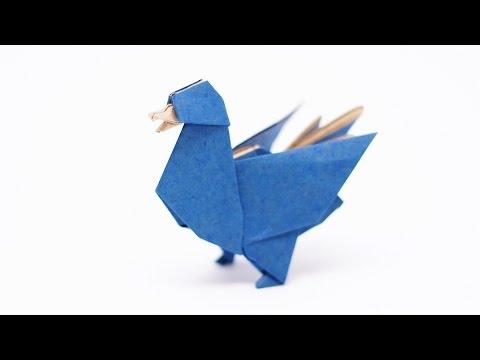 Origami Duck-Jo Nakashima & Camila Zeymer