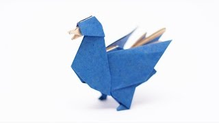 Origami Duck (Jo Nakashima & Camila Zeymer)