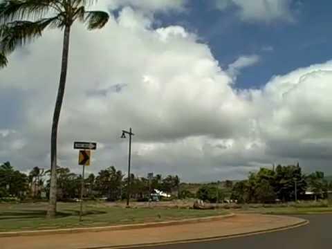 Kauai Sights-Lawai Road Toward Spouting Horn