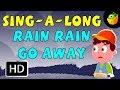 Download Karaoke: Rain Rain Go - Songs With Lyrics - Cartoon/Animated Rhymes For Kids MP3 song and Music Video