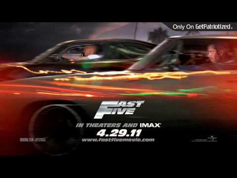 Fast Five Soundtrack - Danza Kuduro by Don Omar