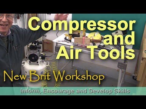 compressor-and-air-tools