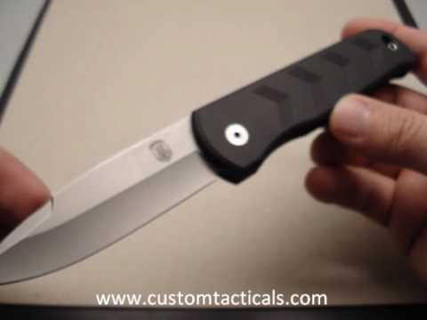 Dalton Scale Release Automatic Switchblade Knife