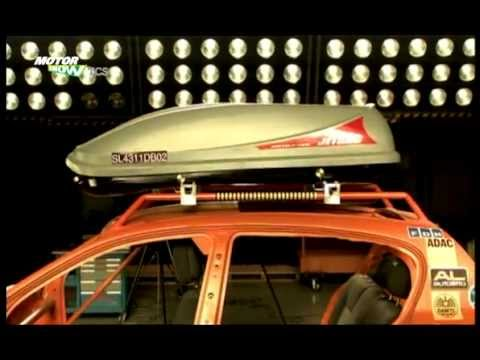 TCS Test: Dachboxen