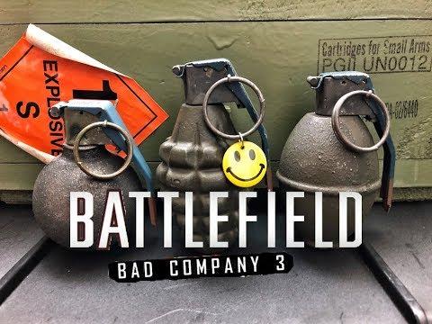 Battlefield Bad Company 3: Grenade Spring Install