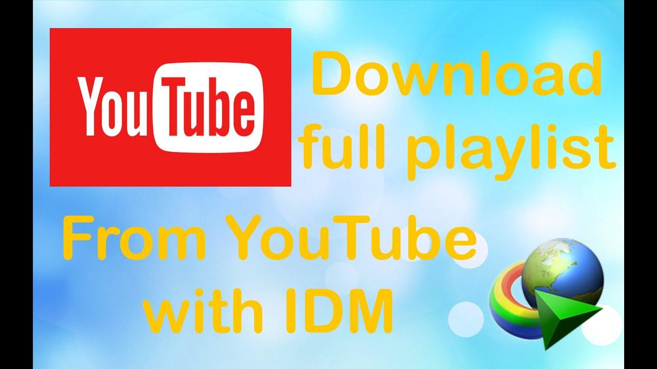 playlist intere youtube