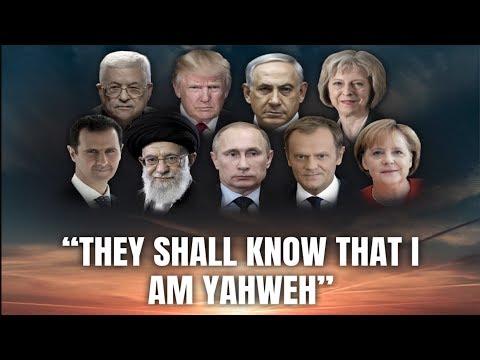 They shall known That I Am Yahweh! - Matt Davies