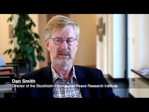 FriEnt Interview with Dan Smith, SIPRI