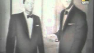 1960 - Elvis Presley & Frank Sinatra - Love Me Tender.mpeg