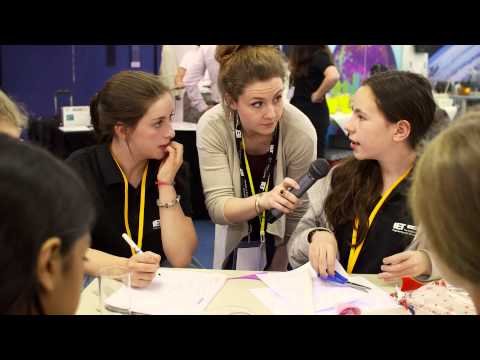 IET Faraday Challenge Day - National Final 2014