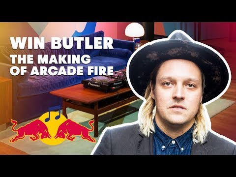 Win Butler Lecture (Montréal 2016) | Red Bull Music Academy