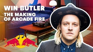 Win Butler talks the making of Arcade Fire, and Neon Bible | Red Bull Music Academy